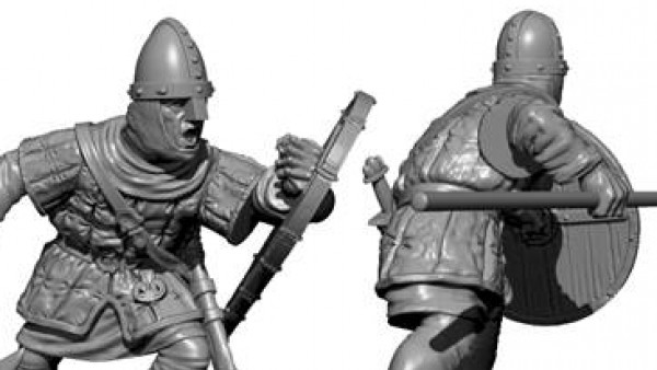 More Normans Pour Forth From Victrix To Invade Saxon England