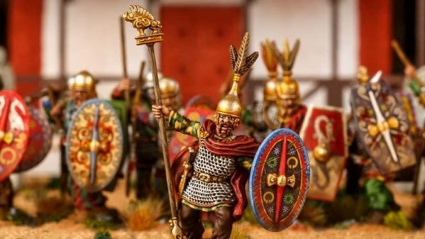 Victrix Working On Clash Of Spears Sets To Get You Started