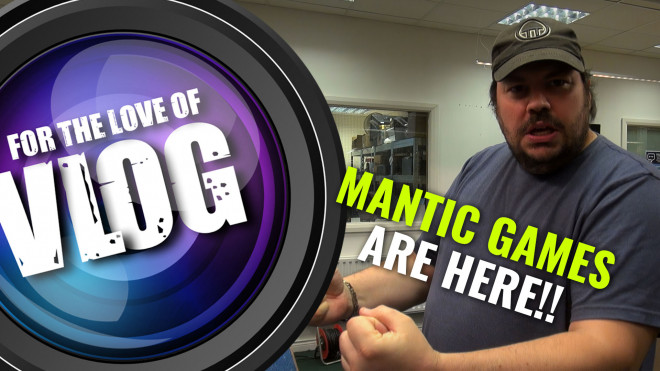 VLOG: Mantic Are In The House!!