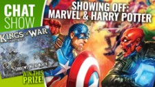 Weekender: WIN Kings Of War Starter Sets + Harry Potter & Marvel Show And Tell