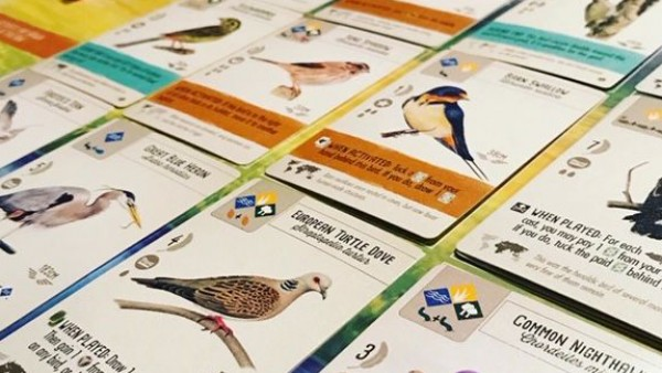 Stonemaier's Twitchers Head To Europe In Wingspan Expansion