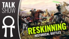 Weekender XLBS: Reskinning Your Tabletop Battles