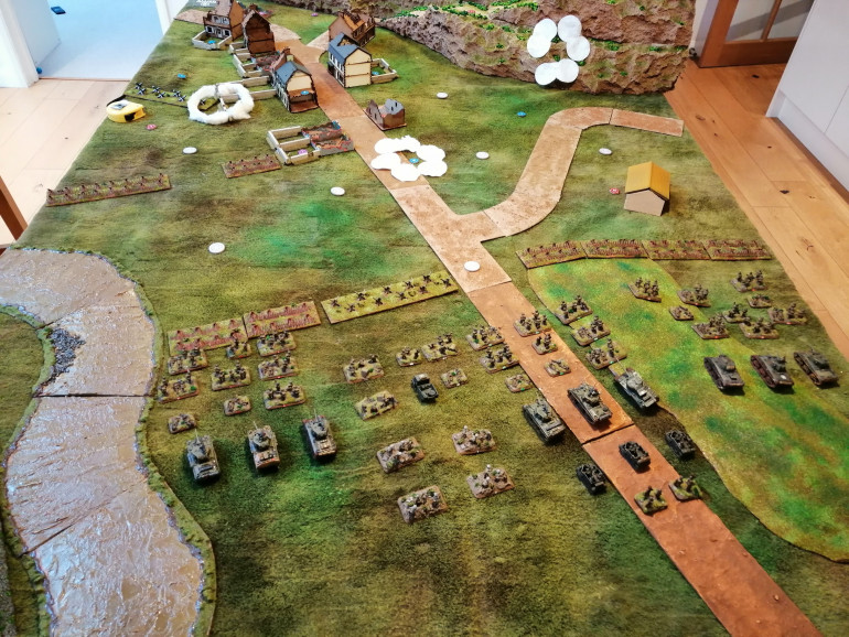 End of Turn 1