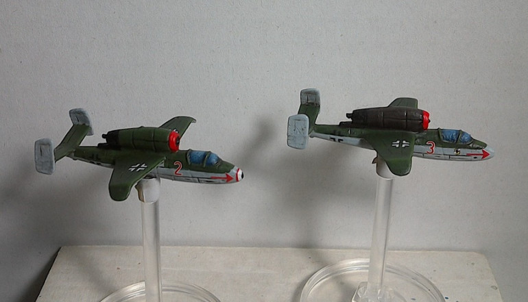 He 162 finished