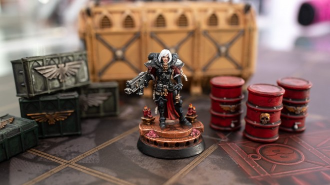 The Emperor Protects ~ Adeptus Sororitas ~ A Sisters of Battle Project