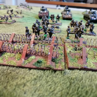 3rd Battle for Monte Cassino - Assault on the Town (Turns 1 and 2)