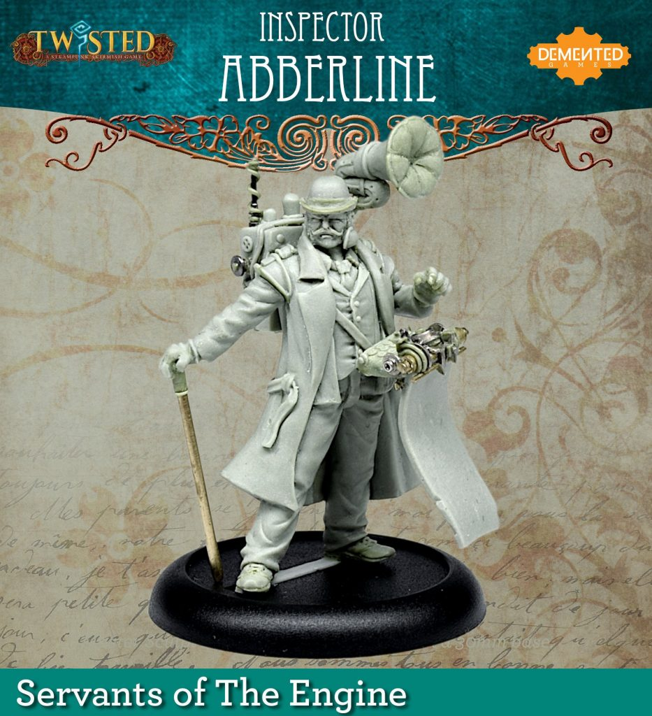 Abberline-Twisted