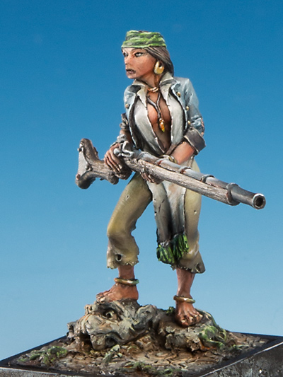Anqui - Freebooter Miniatures