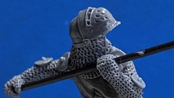 Antediluvian Miniatures Scottish Knights Have Got Off Their High Horse