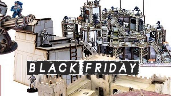 4Ground Black Friday Sale