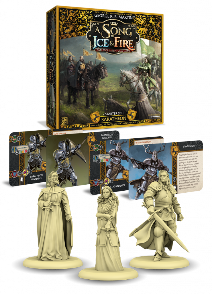 Baratheon Starter Set - CMON