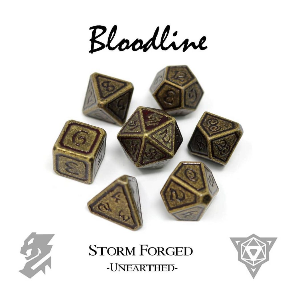 Bloodline Dice