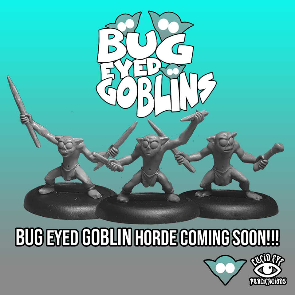 Bug Eyed Goblins - Lucid Eye