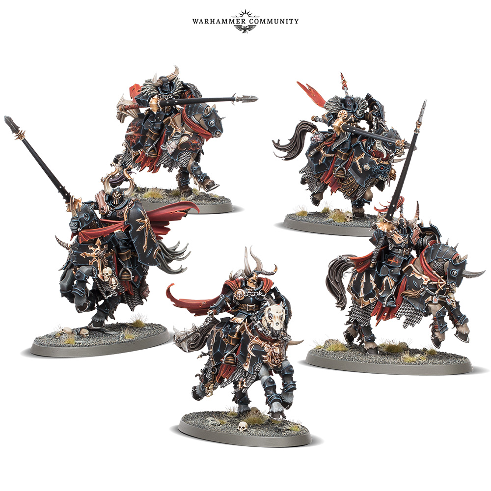 Chaos Knights - Age Of Sigmar