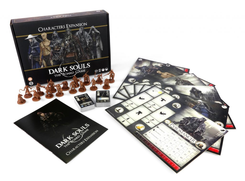 Dark Souls Characters Expansion - Steamforged Games