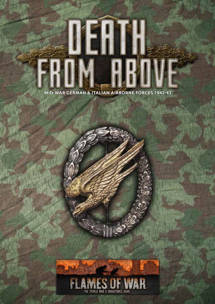 Death From Above - Flames Of War