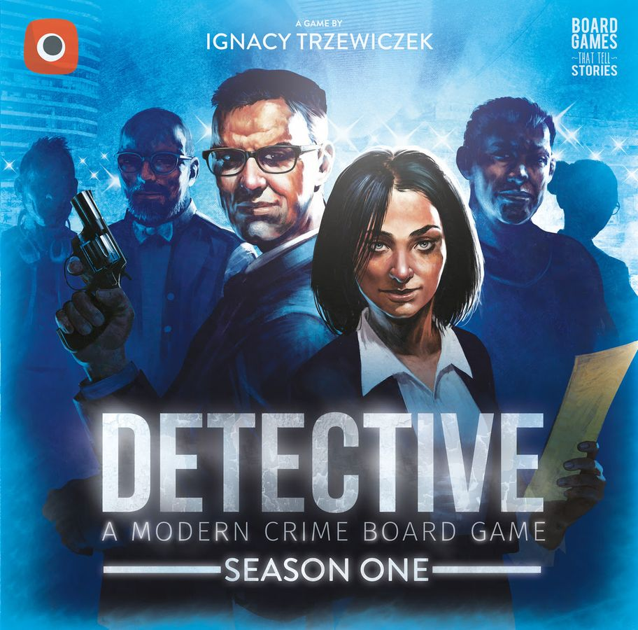 Detective Season One - Portal Games