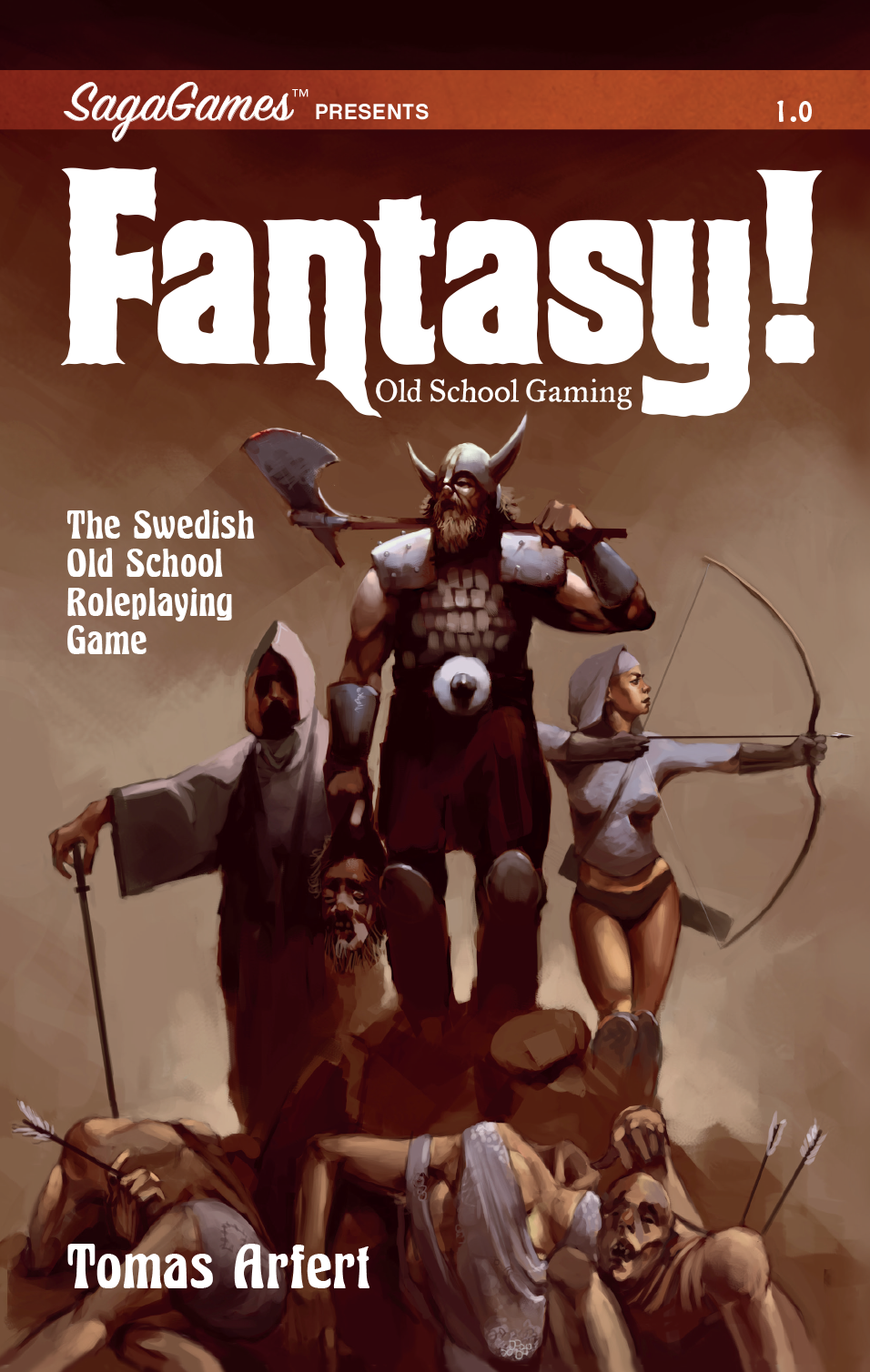 Fantasy Old School Gaming - Modiphius