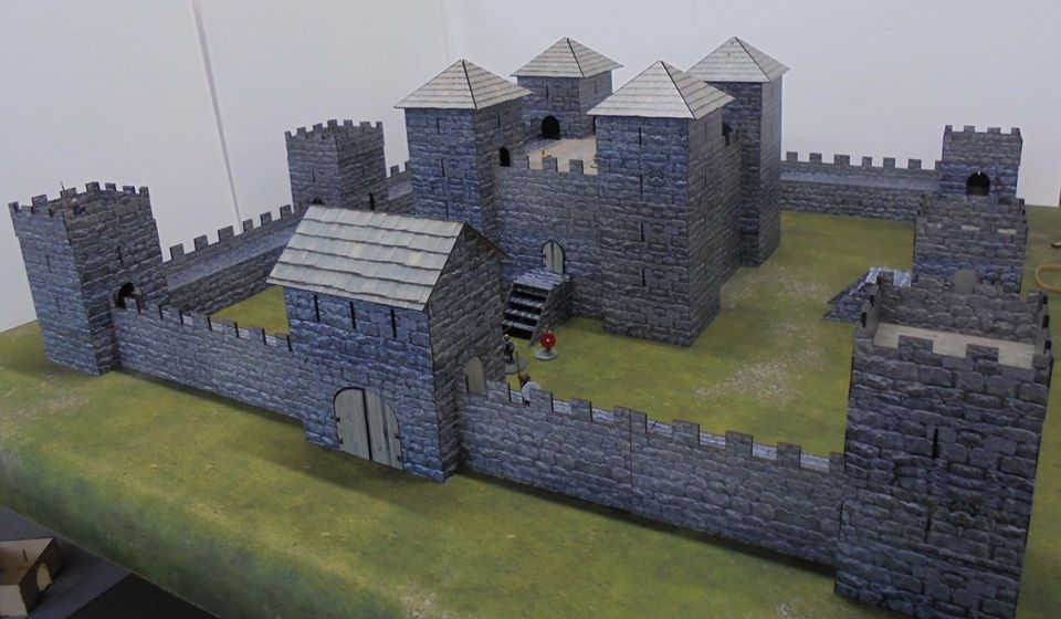 Flatpack Forces - Castle and Keep
