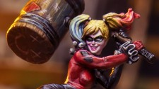 Harley Quinn Returns To Knight Models' 3rd Edition Batman In Style