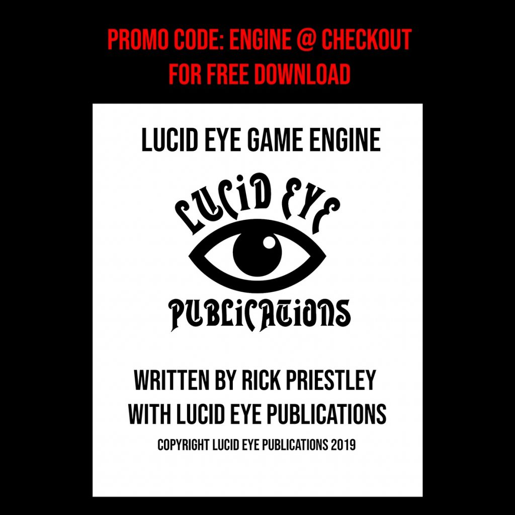 Lucid Eye Game Engine - Lucid Eye