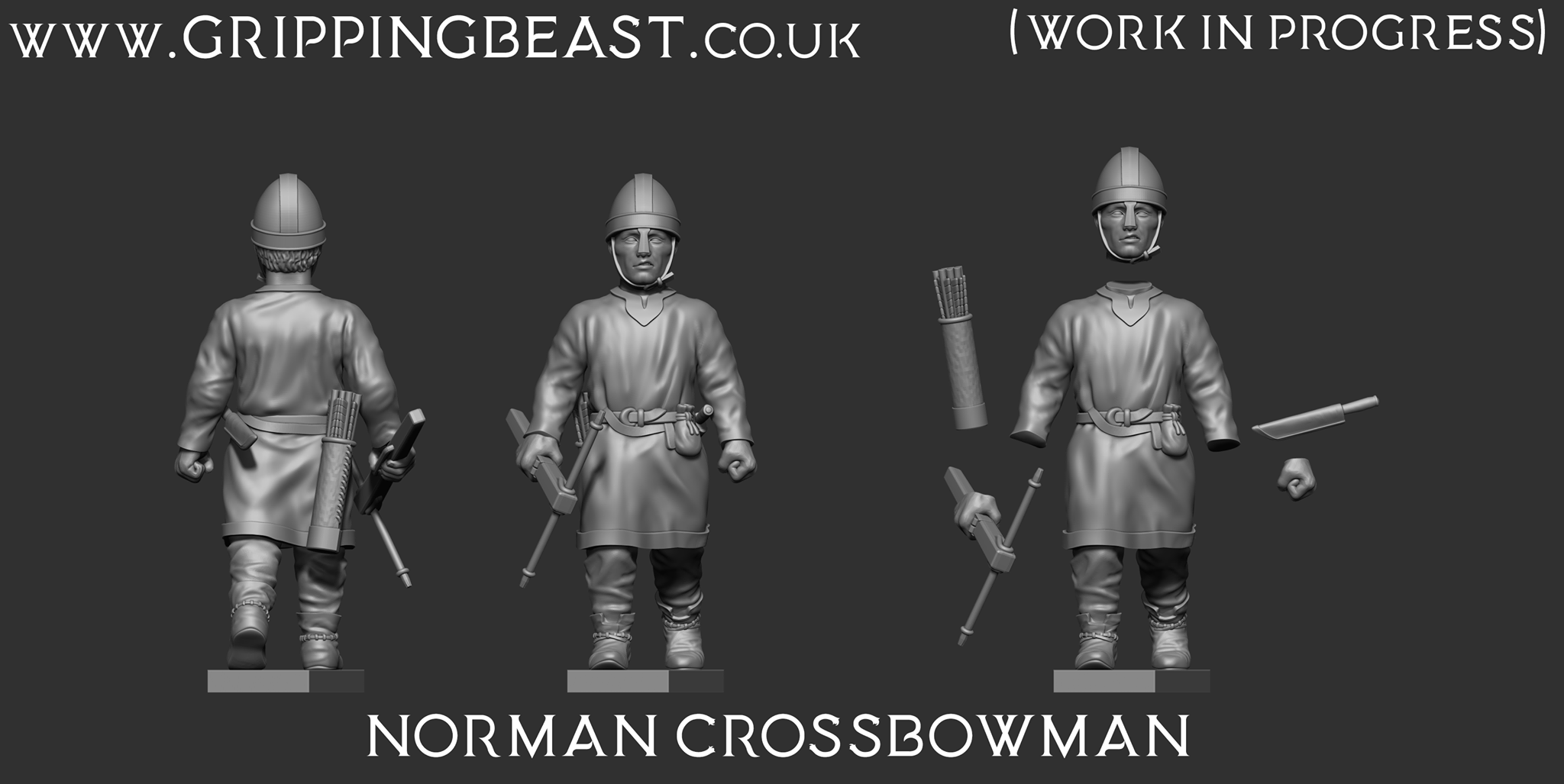 Norman Crossbow 2