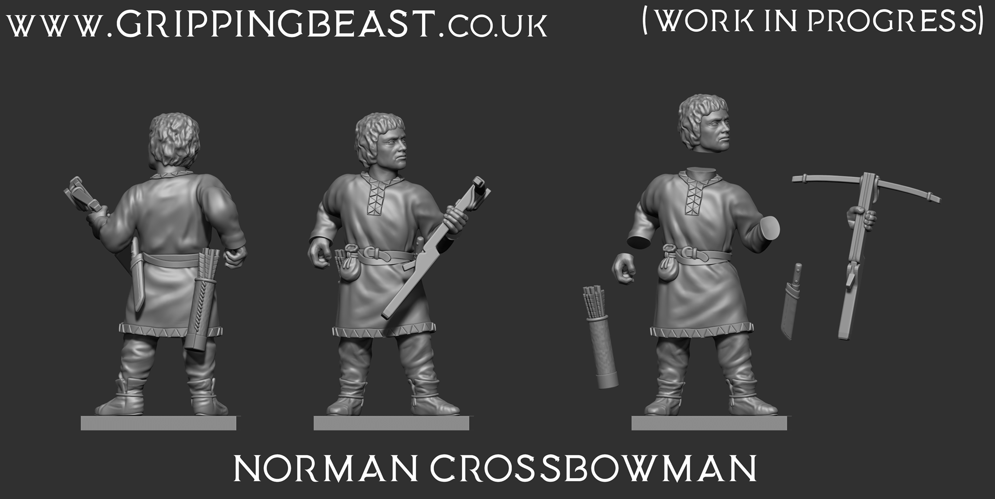 Norman Crossbow 3
