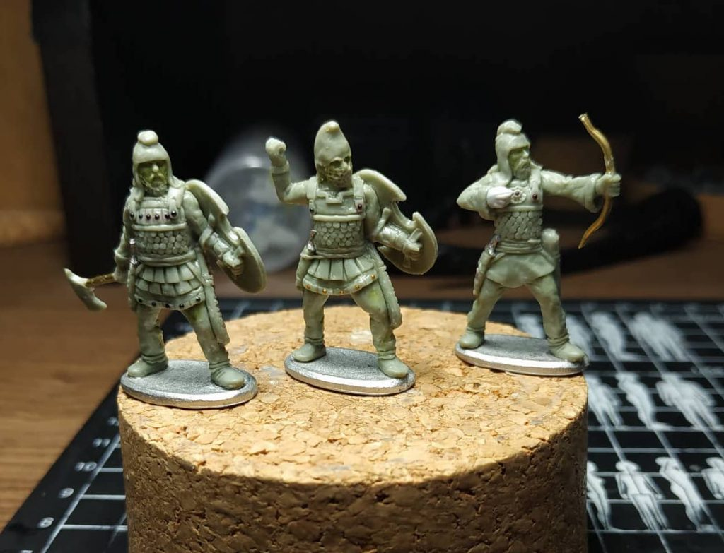 Persian Immortals #1 - Footsore Miniatures