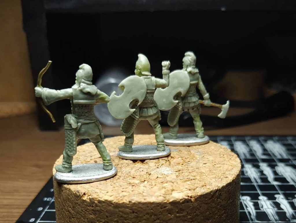 Persian Immortals #2 - Footsore Miniatures
