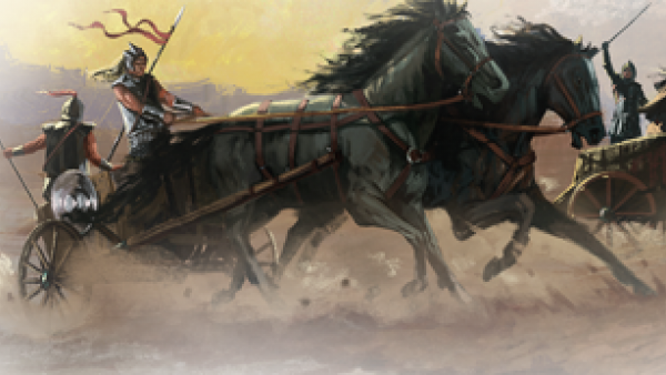 Fantasy Flight Games Challenge the Wainriders In Lord Of The Rings LCG