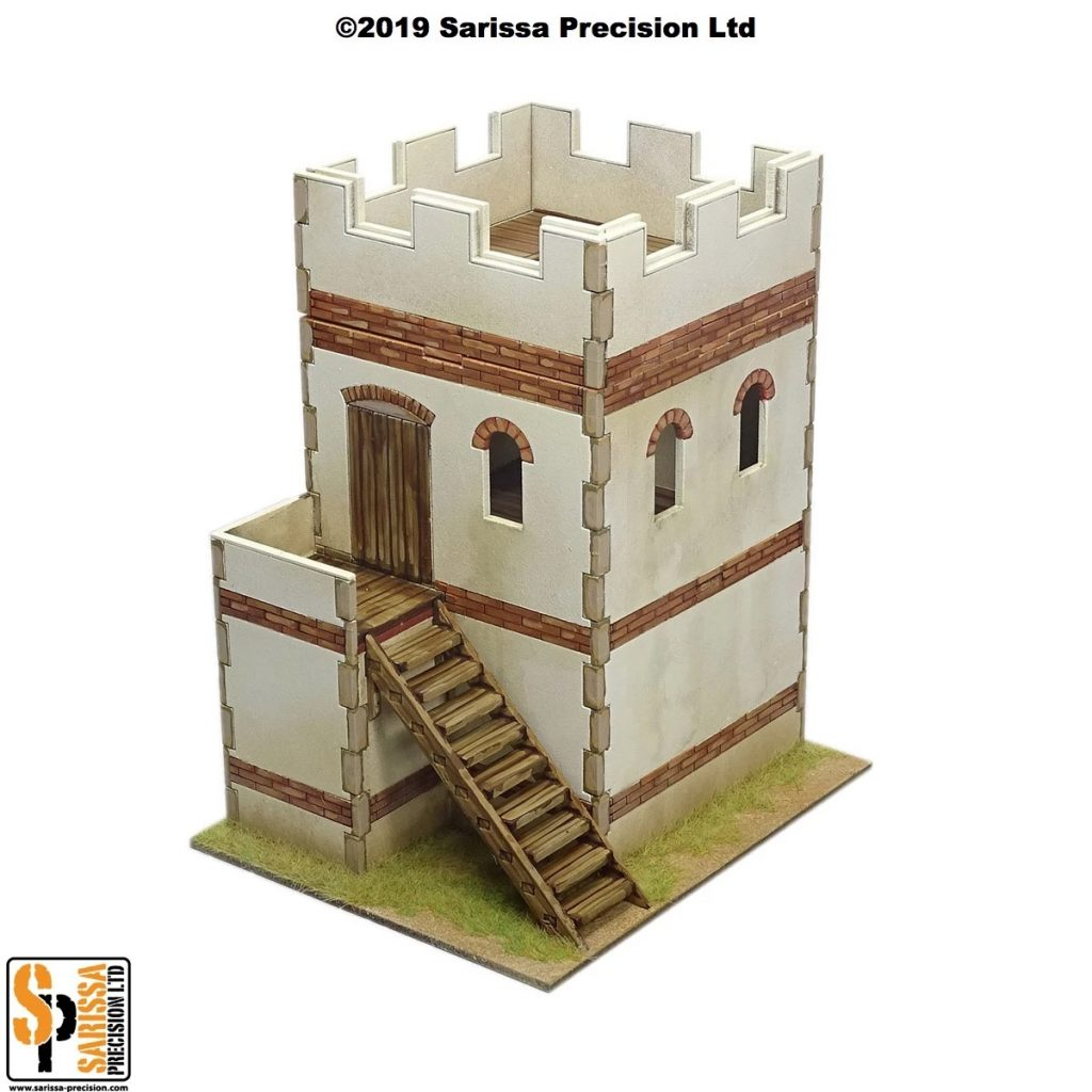 Roman Watchtower - Sarissa Precision