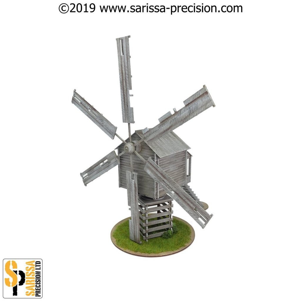 Russian Windmill -Sarissa Precision