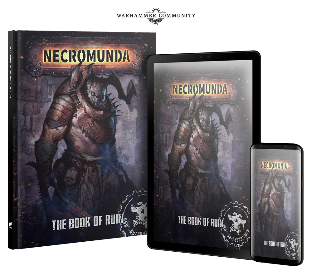 The Book Of Ruin - Necromunda