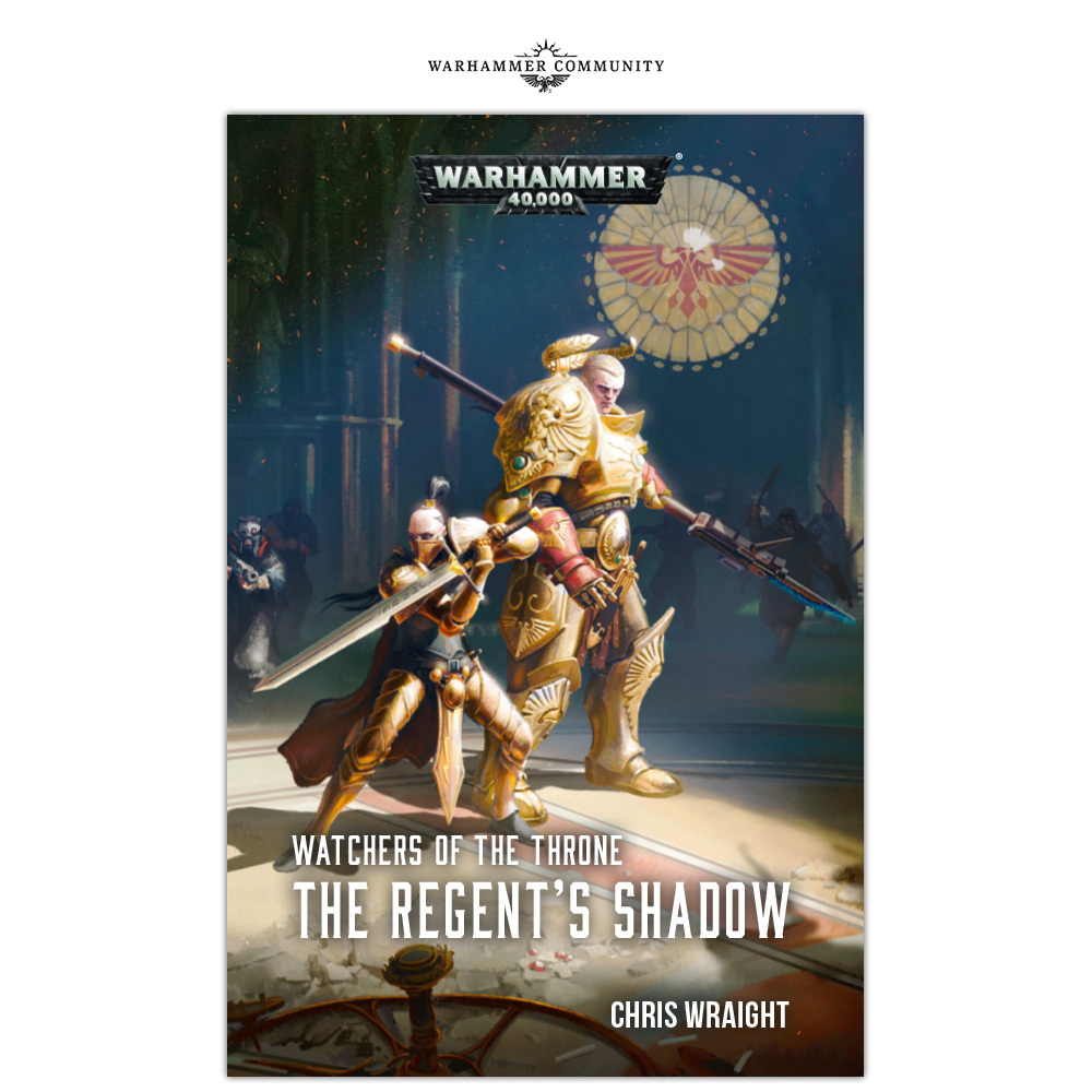 The Regents Shadow - Black Library