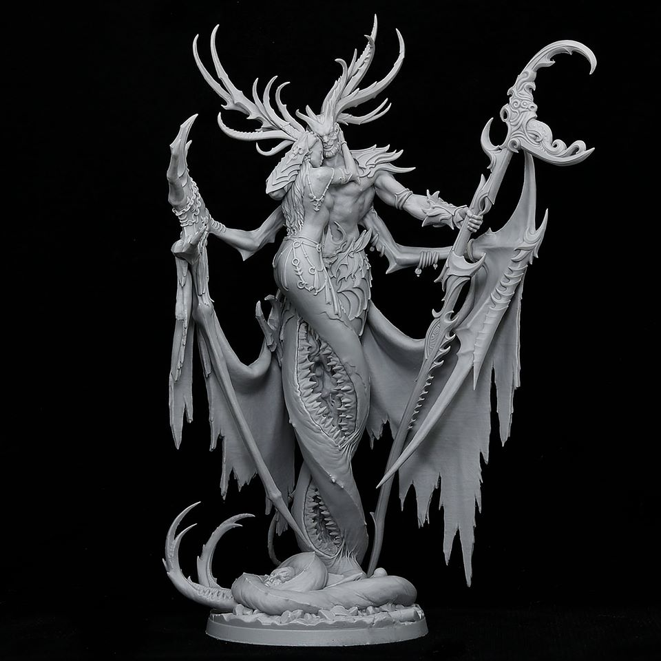 The Twins - Creature Caster