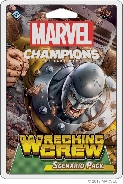The Wrecking Crew - FFG