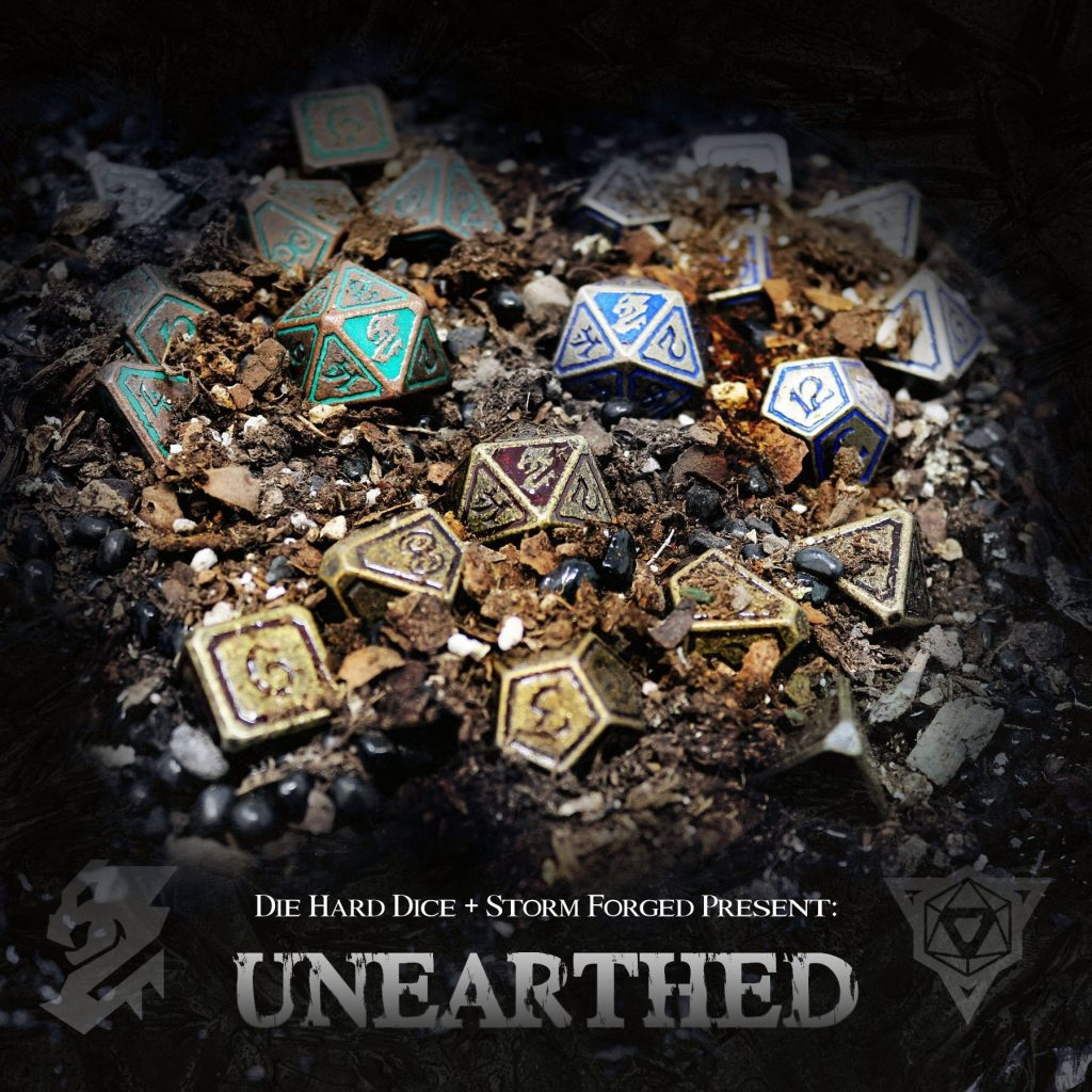Unearthed Dice