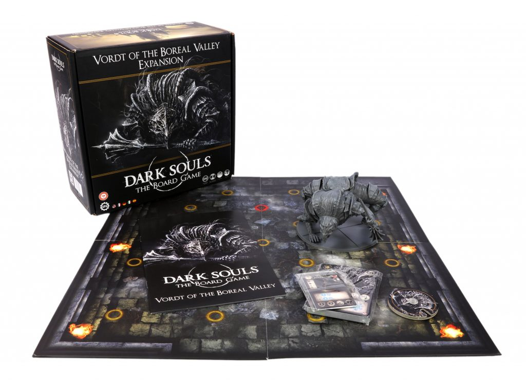 Vordt Of The Boreal Valley Expansion - Steamforged Games