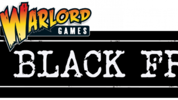 Warlord Games Black Friday Deals Launch