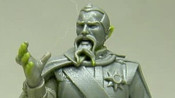 Ernst Veingart Sculpts Up New Pulpy Crooked Dice Heroes