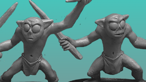 Lucid Eye Preview Their Sneaky Bug-Eyed Goblins Coming Soon