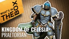 Unboxing: Kingdom Of Celesia Praetorian