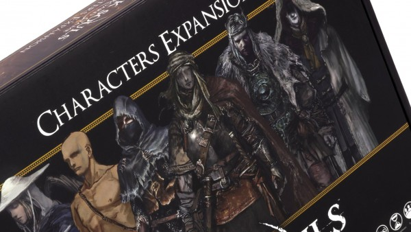 Characters & Big Boss Expansions For Steamforged's Dark Souls