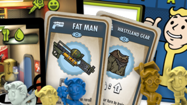 Keep Your Vault Ticking Over In Fallout Shelter: The Board Game