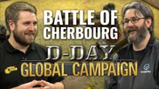 Let's Play: Flames Of War D-Day Campaign – Battle Of Cherbourg
