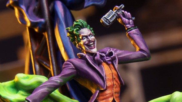A New Joker Makes An Appearance In Knight Model's Batman