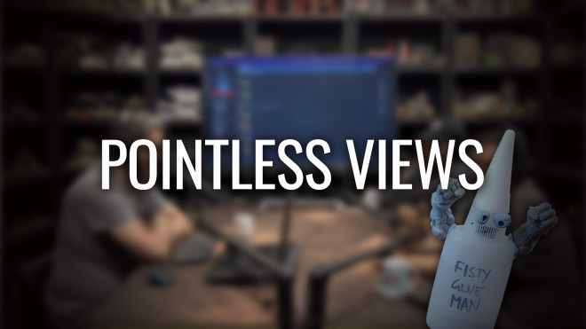 Pointless Views: The Glue That Holds Us Together