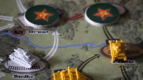 PHALANX Games' 1941: Race To Moscow Now On Kickstarter