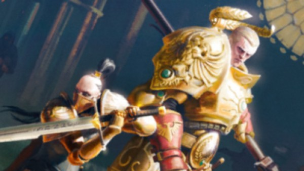 Black Library & Games Workshop Reveal Valerian & Aleya