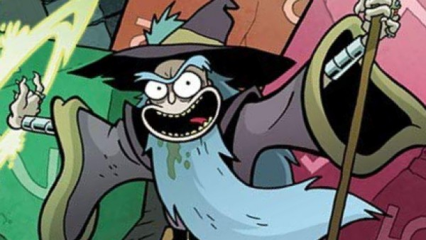 Adventure In D&D With Rick & Morty As New Set Releases Soon